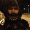 В Омске байкер на спор хочет проехать по мосту с завязанными глазами