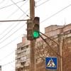 На Космическом проспекте Омска откорректировали работу светофора