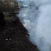 Горит свалка возле омского аэропорта: житель 12-го микрорайона нашел источник выбросов