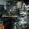 Опубликованы фото сгоревшего в Омске супермаркета «Победа»