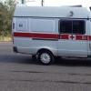 На трассе Тюмень-Омск произошло ДТП с пассажирским автобусом