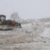 На полигонах Омска в конце сезона может оказаться 1 млн кубометров снега