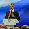 """Омские """"единороссы"""" избрали Медведева главой партии"""