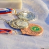 Бронзовые медали получили омские гребцы на первенстве России