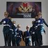 В Омске 15 призывников удостоены чести служить в Президентском полку