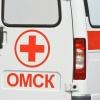 В Омске с высоты упал каменщик