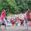 Омчией приглашают на бесплатные занятия по фитнесу и танцам