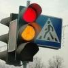 В Омске на улице 70 лет Октября появился новый светофор