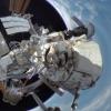 Представлено первое в истории панорамное видео из открытого космоса