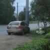 Казак-автолюбитель замечен за нарушением правил парковки