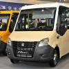 Новый пассажирский автобус Газель Next