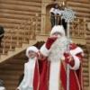 Сказочная тропа к трону Деда Мороза