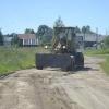 После диалога с Губернатором в поселке Новомосковка Омской области разравняли дорогу