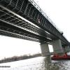Досрочно завершён ремонт Ленинградского моста