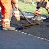 На омские тротуары потратили более 120 тысяч тонн асфальта