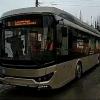 Тестовый режим электробуса в Омске закончился