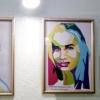 В Омске открылась выставка 15-летней художницы