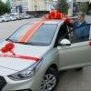 Лучший врач Омской области получил иномарку