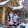Дед Мороз открыл резиденцию