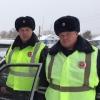 Омские полицейские помогли рожающей женщине доехать до больницы