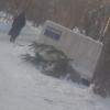 Омичи вынесли елку на мусорку до наступления Нового года