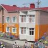 В омском микрорайоне Прибрежный начали строить второй детский сад