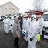 В Омской области стартовали учения по гражданской обороне