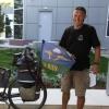 Омич доехал до Саратова на велосипеде