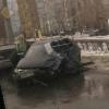 Серьезное ДТП произошло на Космическом проспекте в Омске