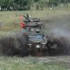 На открытии «Рембата» в Омске зрители восхитились «Танковым боем»
