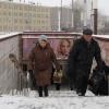 Переход  у «Маяковского» обновят до конца лета