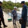МЧС продолжает работу в рамках акции «Вода — безопасная территория»