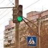 В 2018 году светофоры поставят на пяти пешеходных переходах Омска