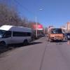 В омском ДТП с бетономешалкой пострадали семь человек