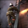 В Омске пожарные спасли пенсионерку в Нефтяниках