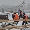 В мэрии Омска рассказали о ходе реконструкции Юбилейного моста