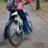 Омским велосипедистам дадут примерить «пьяные» очки