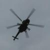 Боевые вертолеты замечены над Омском