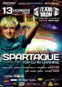13 ноября на танцполе main arena ТехноDROM DJ Spartaque, впервые в Сибири