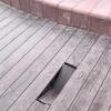 На обновленном бульваре Мартынова в Омске сломали пол на веранде