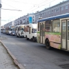 Мэр Омска планирует заменить большие автобусы на малые