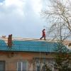 Фасады исторических зданий на Красном Пути в Омске отремонтируют к 10 июля