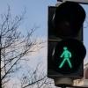 В Омске на светофоре сбили пенсионерку
