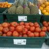 В Омске помидоры обогнали по цене импортные ананасы