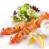 Омское правительство ищет подрядчика на приготовление блюд из лосося и креветок