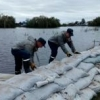 На территории Усть-Ишимского района растет уровень воды в Иртыше
