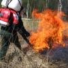 Пожарные спасли от возгорания завод СК в Омске