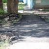 В Омске начали ремонтировать тротуары по просьбам горожан