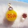 Анатолий Коненко сделал самый маленький новогодний шарик