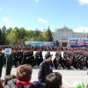 Омичи смогут посмотреть парад 9 мая на уличных экранах
